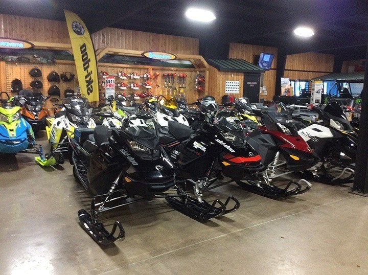 CJ MotorSports Showroom