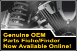 Genuine OEM Parts Finder Logo
